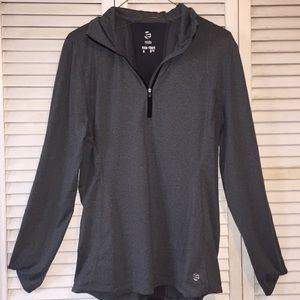 Tops - Dry fit workout quarter zip